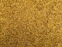 Het goud glanst Royalty-vrije Stock Foto's