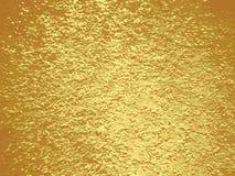 Het goud schittert textuur Het element van het ontwerp Stock Afbeelding