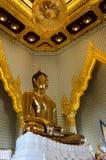 Het goud van Boedha stock afbeeldingen