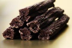Het Goud van de cacao Stock Afbeelding