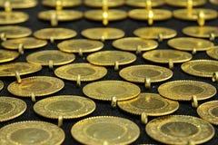 Het goud van de republiek royalty-vrije stock afbeelding
