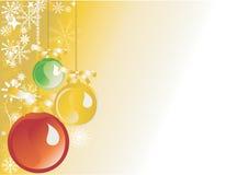 Het Goud van ornamenten Stock Foto's