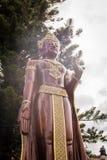 Het goud van Thailande chiang-MAI Boedha of royalty-vrije stock foto