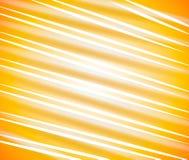 Het gouden Diagonale Patroon van Lijnen Stock Foto's