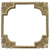 Het gouden frame van het beeld Royalty-vrije Stock Afbeelding