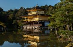 Het gouden Paviljoen Royalty-vrije Stock Afbeeldingen