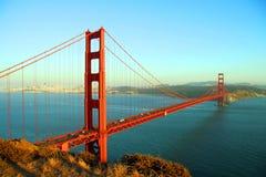 Golden gate bridge Stock Afbeelding