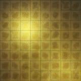 Het gouden Scherm Stock Fotografie