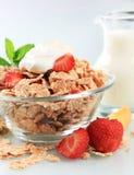 Het graangewas van het ontbijt Stock Afbeelding