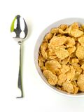 Het Graangewas van het ontbijt Stock Fotografie