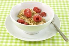 Het graangewas van het ontbijt Stock Foto