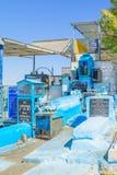 Het graf van ARI, Safed stock foto