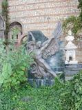 Het graf van de Georgische balletdanser Vakhtang Chabukiani Stock Afbeelding