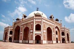 Het Graf van Humayun, New Delhi Royalty-vrije Stock Afbeelding