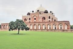 Het Graf van Humayun, New Delhi Royalty-vrije Stock Afbeeldingen