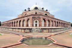 Het Graf van Humayun, New Delhi Royalty-vrije Stock Foto
