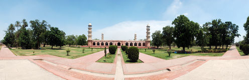 Het graf van Jahangeer Stock Foto