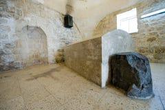 Het graf van Joseph in Nablus Royalty-vrije Stock Foto