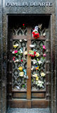 Het graf van Maria Eva Duarte de Peron Royalty-vrije Stock Foto