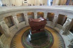 Het graf van Napoleon Stock Fotografie