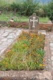 Het graf van rovers Royalty-vrije Stock Afbeelding
