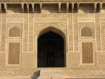 Het graf van Taj Mahal van de baby Stock Afbeeldingen