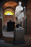 Het graf van Voltaires Stock Afbeelding