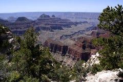 Het Grand Canyon -Noorden Ri Stock Afbeeldingen