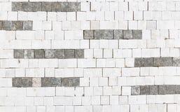 Het graniet cobblestoned achtergrond royalty-vrije stock foto
