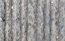 Het graniet cobblestoned bestratingsachtergrond royalty-vrije stock afbeeldingen
