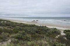 Het Granietenstrand, Coorong, Zuid-Australië Royalty-vrije Stock Foto's
