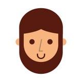 Het grappige karakter van Abraham Lincoln Stock Afbeelding