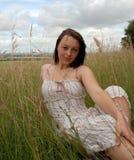 In het Gras stock afbeelding