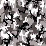Het grijs van de camouflage royalty-vrije illustratie