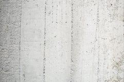 Het grijze concrete patroon van de muurbekisting Royalty-vrije Stock Foto