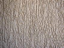 Het grijze pleisteren Royalty-vrije Stock Foto