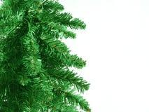 Het groen van Kerstmis Stock Afbeeldingen