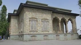 Het groene Buitenwesten van het Paleismuseum stock videobeelden