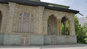 Het groene Buitenwesten van het Paleismuseum stock video