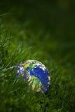 Het groene Concept van de Aarde Stock Afbeelding