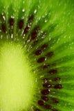 Het groene Fruit van de Kiwi Stock Fotografie