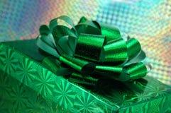 Het groene Geven Stock Afbeeldingen