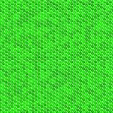 Het Groene Naadloze Patroon van de ecologie stock illustratie