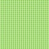 Het groene Ontwerp van de Plaid Stock Afbeeldingen