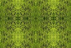 Het groene Ontwerp van het Behang Royalty-vrije Stock Foto