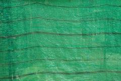 Het groene patroon van de schaduw netto stof royalty-vrije stock foto