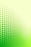 Het groene Patroon van de Vlek royalty-vrije illustratie