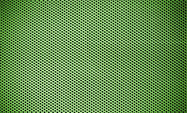 Het groene scherm van het Staalnetwerk Royalty-vrije Stock Foto's