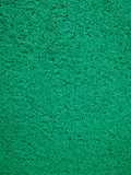 Het groene vinyltapijt van de stofval Royalty-vrije Stock Afbeeldingen