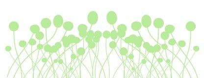 Het groene zaaien stock illustratie